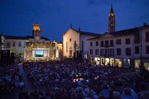 Madama Butterfly  in Piazza Grande